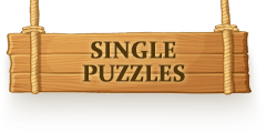 single puzzles