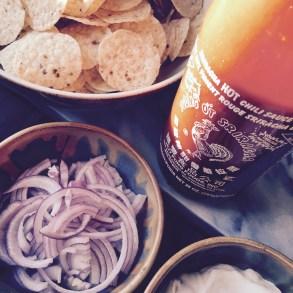 Sriracha Hot Chili Sauce