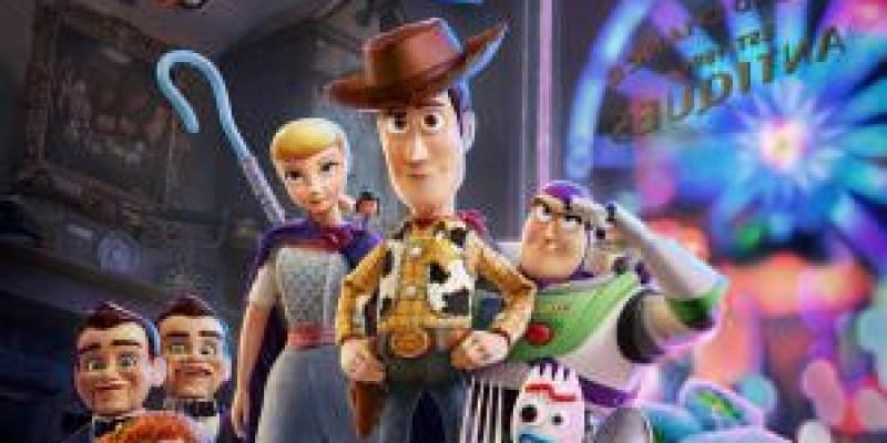 【影評】《玩具總動員4》走向世界展望宇宙