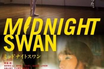午夜天鵝 電影海報