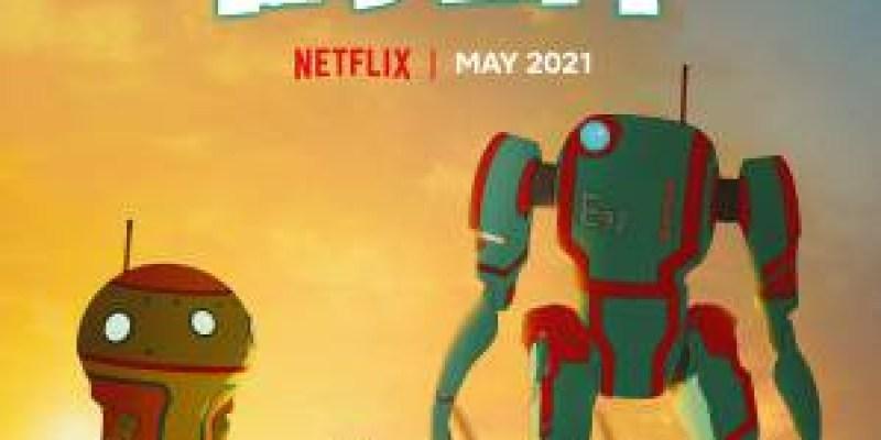【Netflix影評】《伊甸》小巧可愛的反烏托邦動畫影集