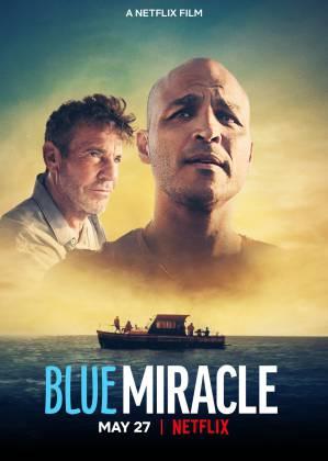 【影評】《藍海奇蹟》真實發生的勵志故事