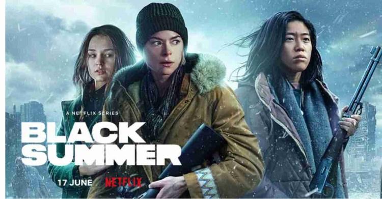 【Netflix美劇】《黑暗夏日》第二季:分集劇情線上看
