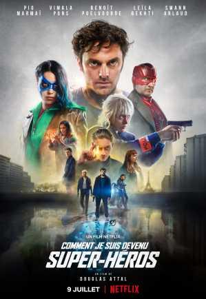 【Netflix影評】《超能世界》如果每個人都能擁有超能力
