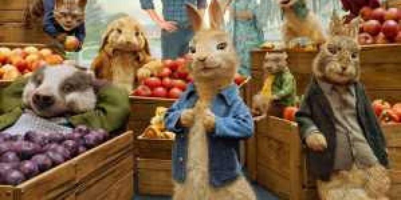 【影評】《比得兔兔》超越首集的搞怪可愛