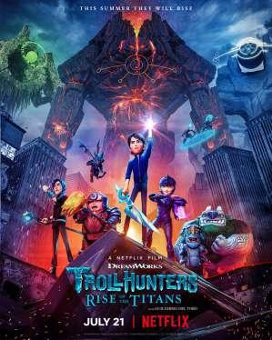 【影評】《巨怪獵人:泰坦的覺醒》各路英雄集結拯救世界,結局充滿創意與情感