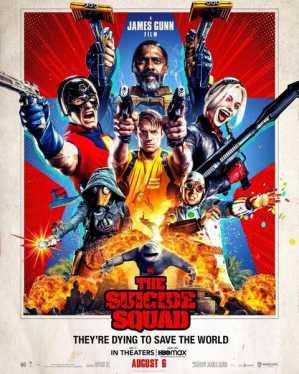 【影評】《自殺突擊隊:集結》令人驚艷的反英雄電影,結局彩蛋暗示還有續集?