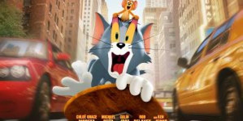 【影評】《湯姆貓與傑利鼠》貓和老鼠的五星飯店追逐戰