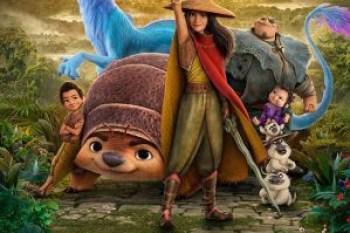 【影評】《尋龍使者:拉雅》人們現在最需要的童話傳說