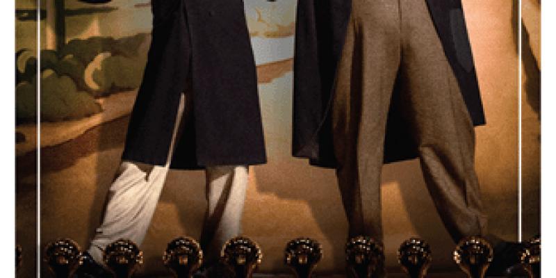 【有雷影評】《喜劇天團:勞萊與哈台》讓人無比羨慕的珍貴友情