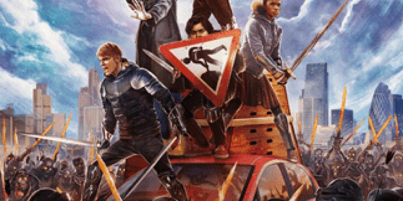 【無雷影評】《魔劍少年》中二王者歷險記