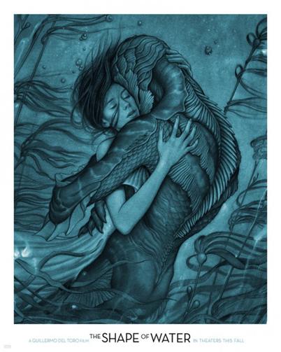 【有雷影評】《水底情深》那無法描述的形狀,是愛