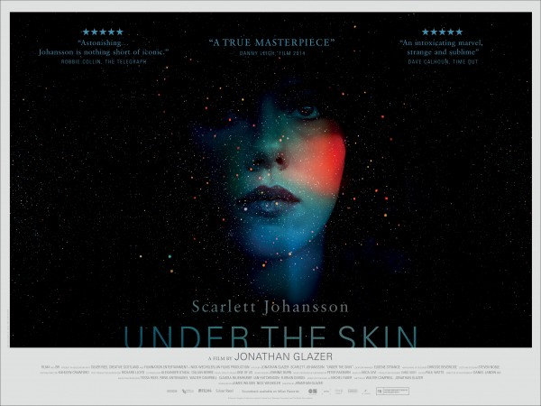 Under the Skin - Official UK Poster