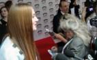 Sophie Turner, Armando Iannucci