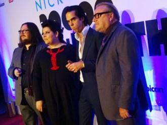 Iain Forsyth & Jane Pollard and Nick Cave & Ray Winstone