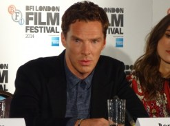 The Imitation Game: Benedict Cumberbatch