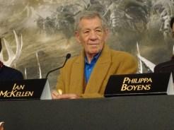 Sir Ian McKellen aka GANDALF!