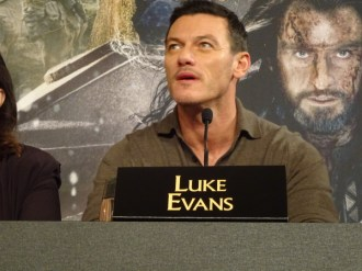 Luke Evans (Bard the Bowman)