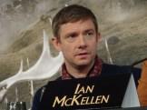 Martin Freeman (Not Ian McKellen)