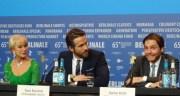 Daniel Bruhl, Ryan Reynolds & Helen Mirren - Woman in Gold - Berlinale 2015