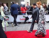 Jameson Empire Awards 2015: Jessica Chastain of Interstellar and being awesome