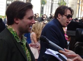 Jameson Empire Awards 2015: Paddington director Paul King & Jonathan Ross