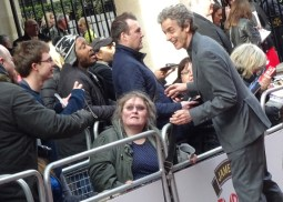 Jameson Empire Awards 2015: Peter Capaldi aka Doctor Who + Paddington + The Thick of It