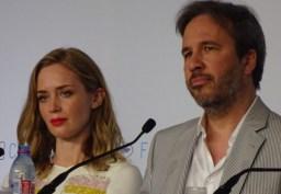 Sicario - Emily Blunt & Denis Villeneuve