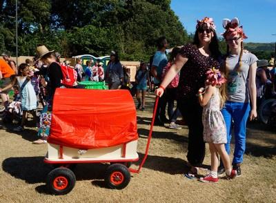 3 - wagon