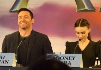 Hugh Jackman & Rooney Mara