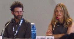 Anomalisa: Charlie Kaufman and Jennifer Jason Leigh