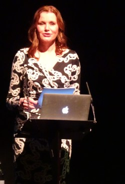 Geena Davis Institute On Gender In Media Global Symposium: Geena Davis