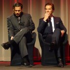 Black Mass: Johnny Depp & Benedict Cumberbatch
