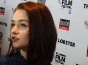 The Lobster: Jessica Barden (Nosebleed Woman)