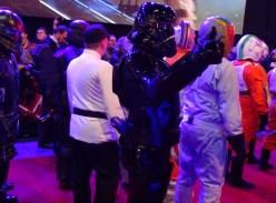 Star Wars on Parade