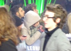 The Revenant Premiere: Bran Stark actor Isaac Hempstead Wright from Game of Thrones