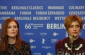 Maggie's Plan: Julianne Moore & Greta Gerwig