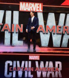 Captain America: Civil War Premiere - Tom Holland