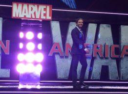 Captain America: Civil War Premiere - Daniel Bruhl