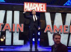Captain America: Civil War Premiere - Sebastian Stan