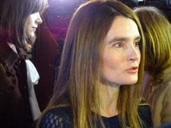 Stacy Martin & Shirley Henderson