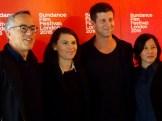 Clea DuVall & the Sundance Team