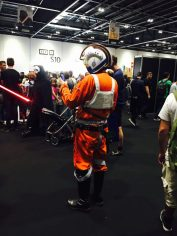 Star Wars Celebration London 2016