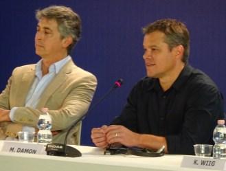 Downsizing - Alexander Payne & Matt Damon