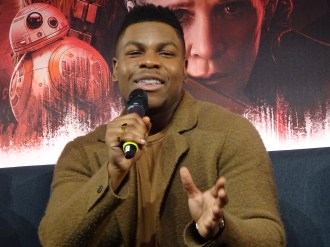 Star Wars: The Last Jedi - John Boyega