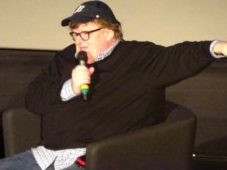 BFI London Film Festival: Fahrenheit 11/9 director Michael Moore