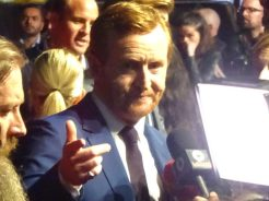 BFI London Film Festival: Outlaw King star Tony Curran