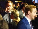 BFI London Film Festival: Outlaw King star Tony Curran & Chris Pine