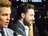 BFI London Film Festival: Outlaw King stars Chris Pine & Aaron Taylor-Johnson