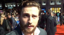 BFI London Film Festival: Outlaw King star Aaron Taylor-Johnson